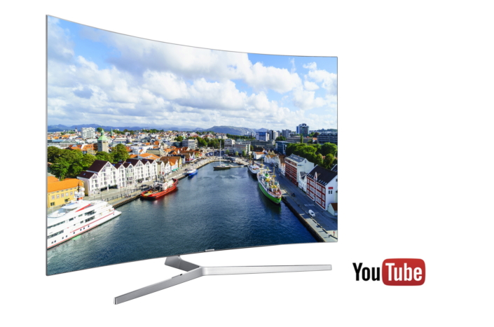 Samsung YouTube HDR