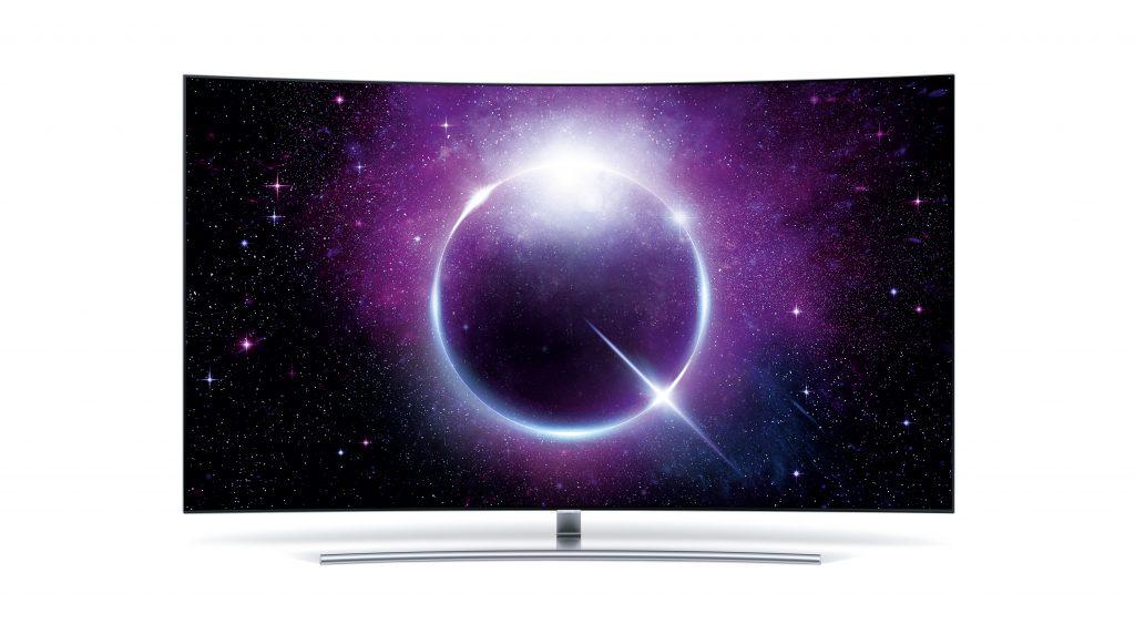 Samsung QLED TV und TV-/Audio-Produktportfolio 2017 feiern ...