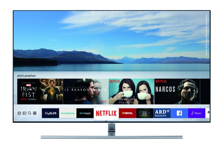 wie der smart hub das tv erlebnis ausmacht samsung smart tv teil 2 samsung germany newsroom. Black Bedroom Furniture Sets. Home Design Ideas