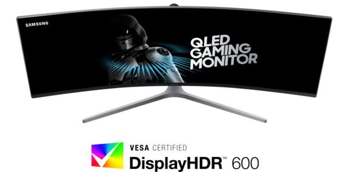 CHG90 und CHG70 erhalten das DisplayHDR 600 Zertifikat