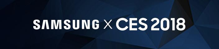 SAMSUNG X CES 2018