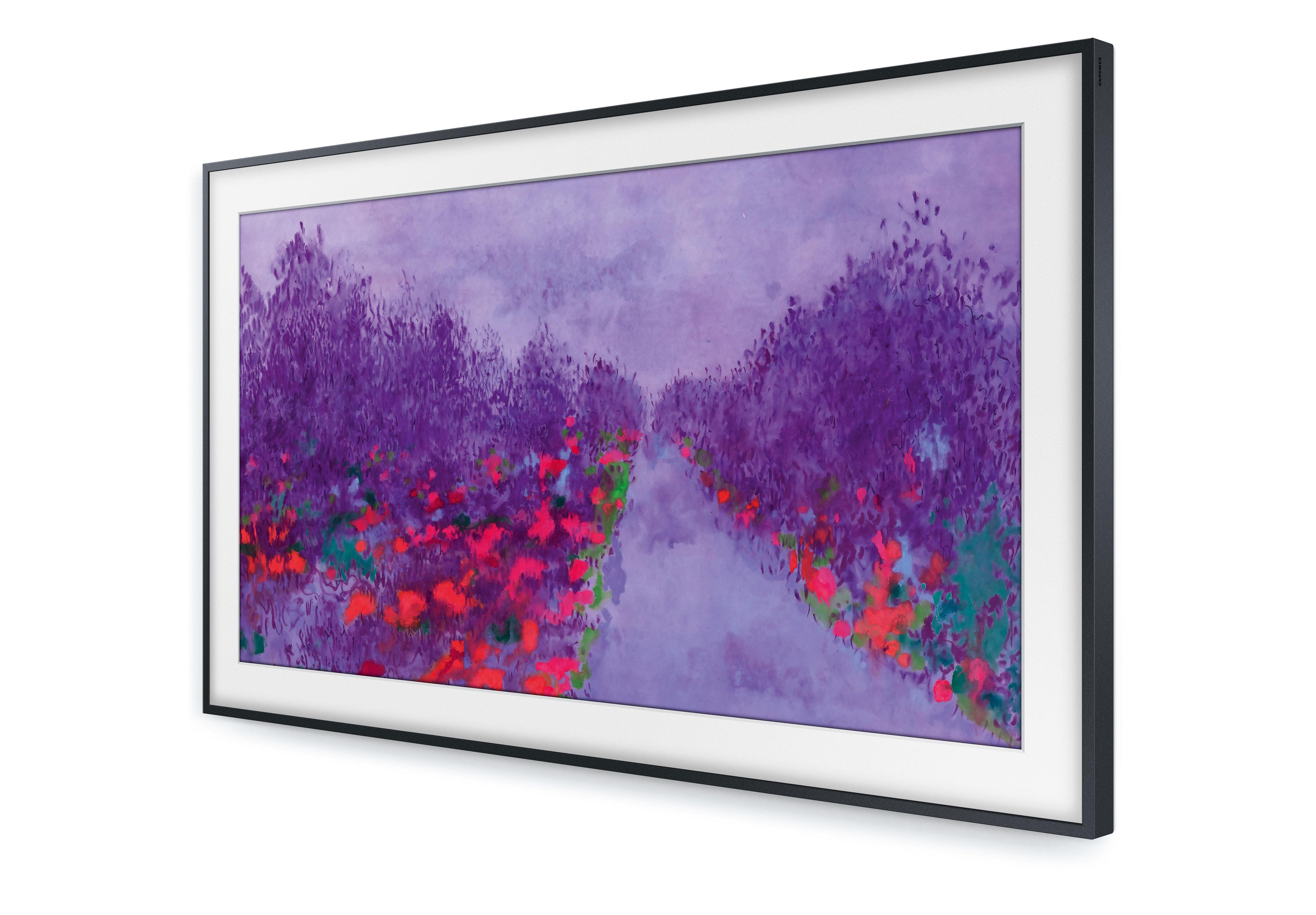 Eingeschaltet ein TV, ausgeschaltet ein Kunstwerk – Samsung Newsroom ...