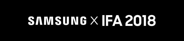 Samsung auf der IFA 2018