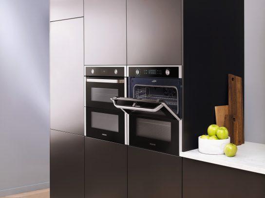 Auf Dem Diesjährig Größten Messestand Der Area30 Zeigt Samsung Seine Ideen  Für Die Vernetzte Küche