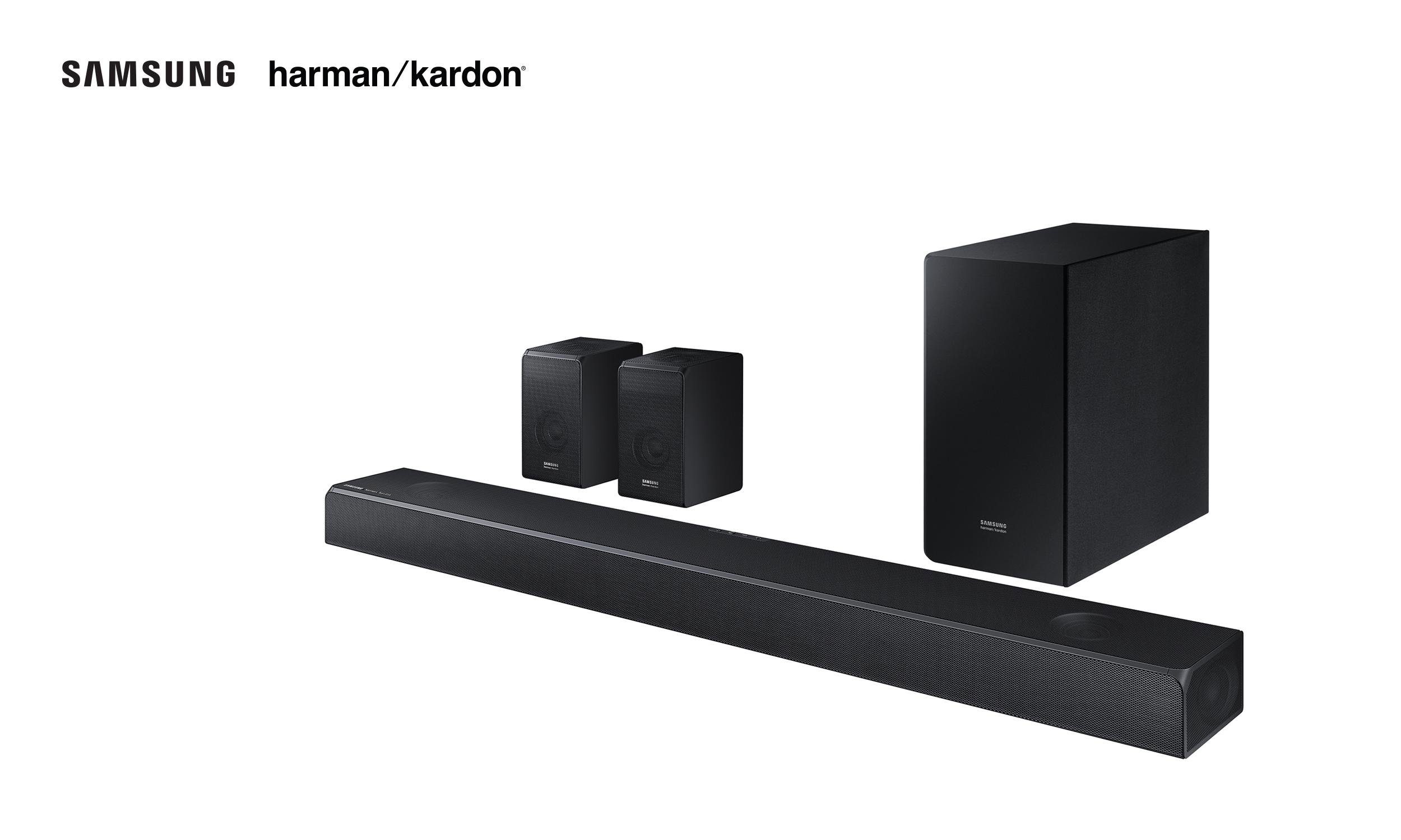 Samsung Harman Kardon Cobranded Soundbar