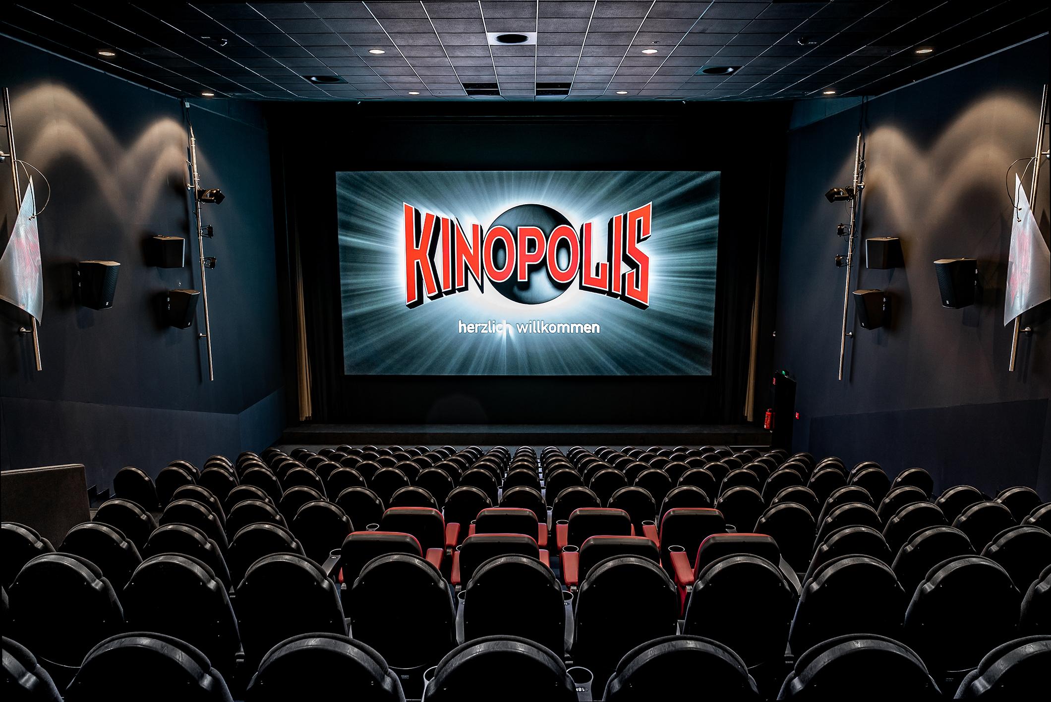 Kino Main Taunus Zentrum