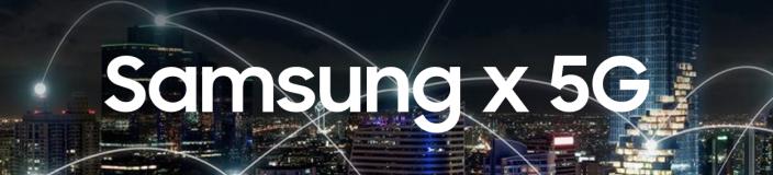 Samsung x 5G