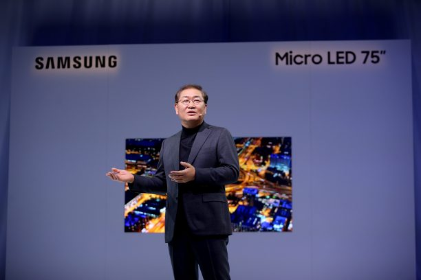 Samsung First Look 2019