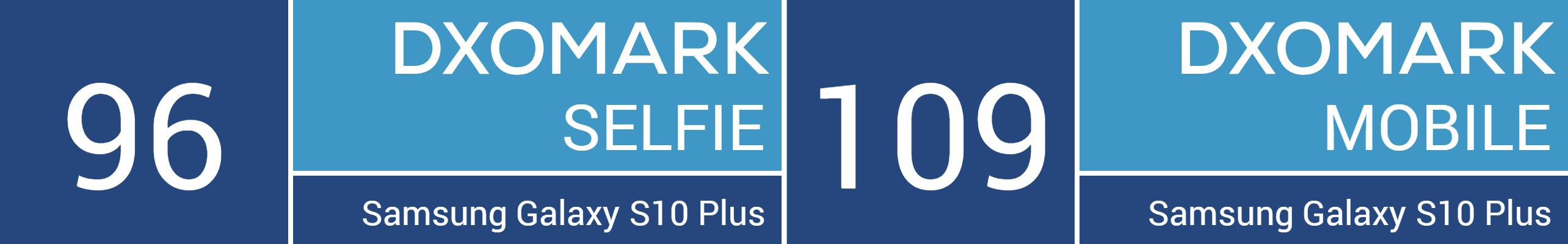 Die Kamera des Samsung Galaxy S10+ belegt den ersten Platz im DxOMark Selfie Ranking