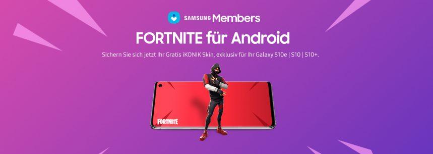 Fortnite Galaxy Store Deals
