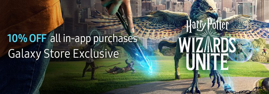 Wizard Unite Galaxy Store Deals
