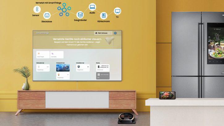 Samsung Connected Living: offenes Ökosystem für hersteller-unabhängige Vernetzung