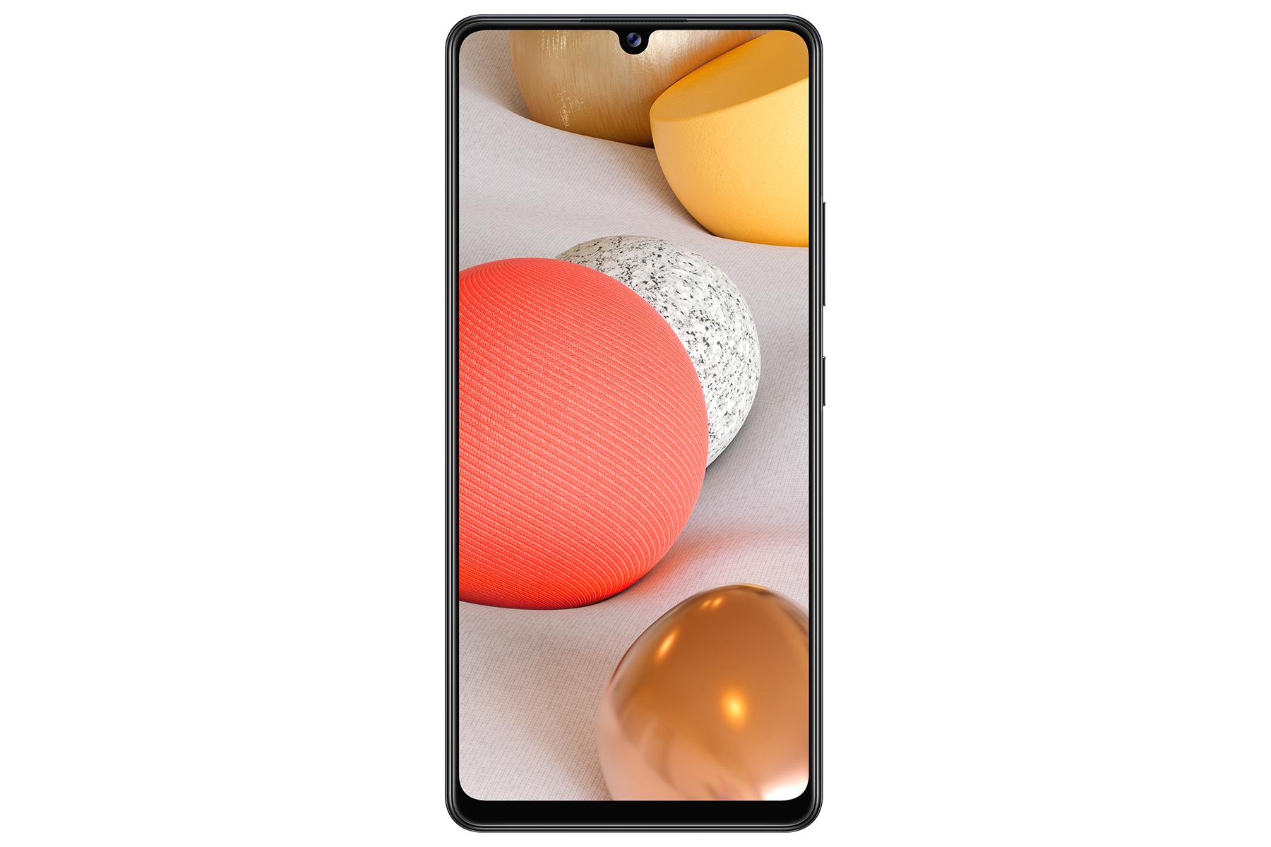 Das Galaxy A42 5G von Samsung. (Quelle: Samsung)