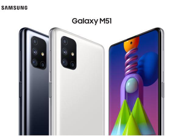 Samsung Anuncia Galaxy M51 El Smartphone Con La Mayor Batería Del Mercado Samsung Newsroom España