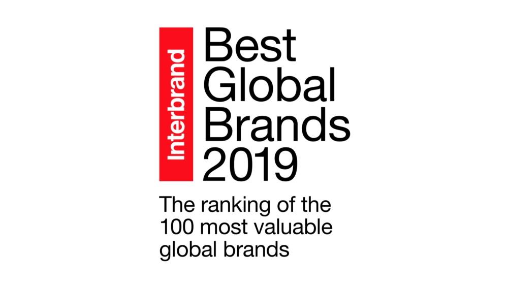 Samsung 6e classement Interbrand 2019