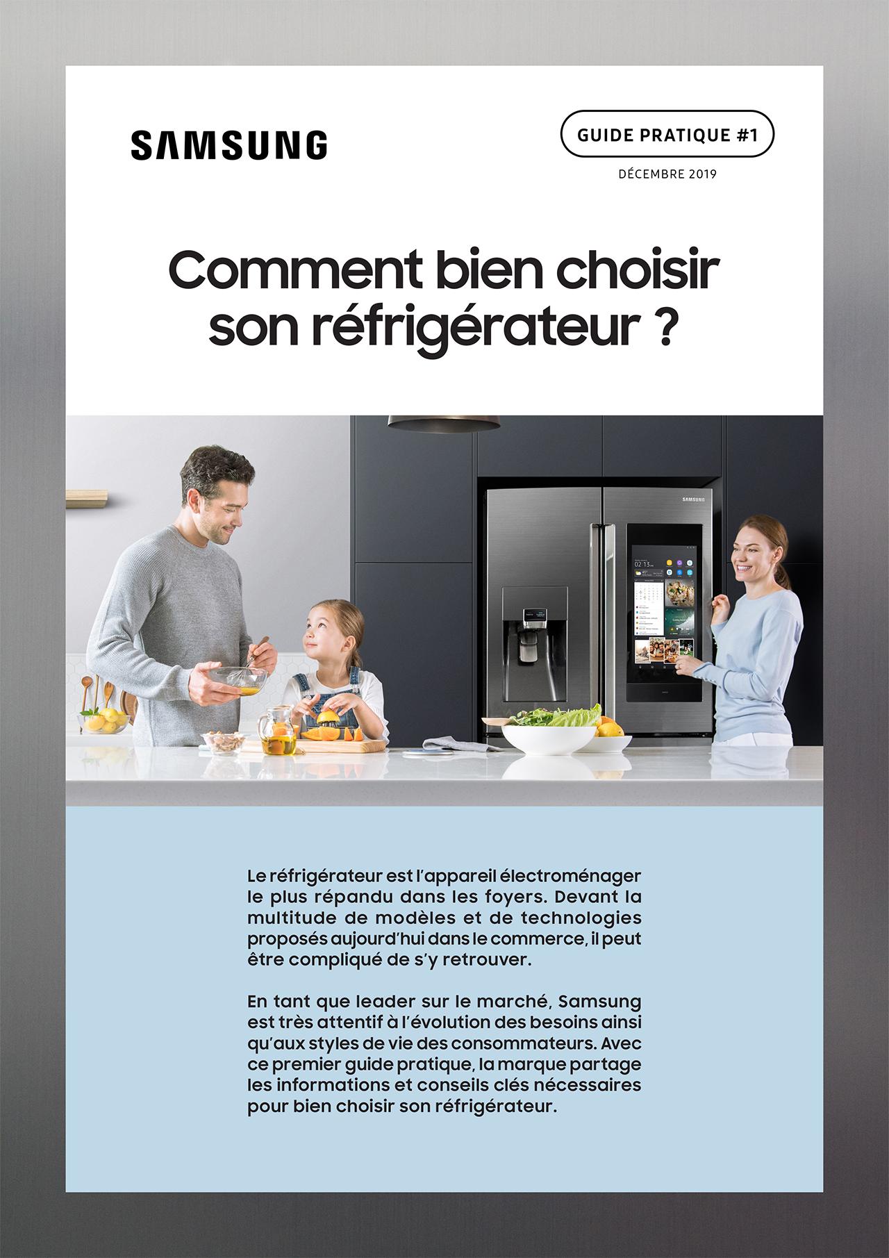 SAMSUNG - Guide pratique frigo 2019-1