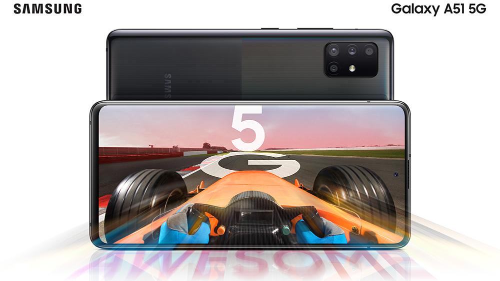 Galaxy A51 5G KV