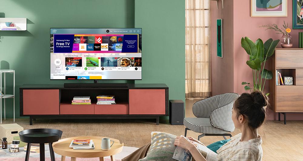 Samsung TV Plus article