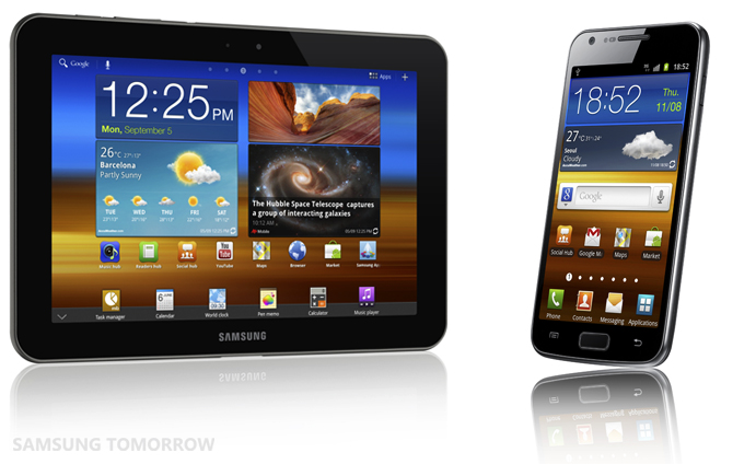 Best Lte Tablet 2020 Samsung speeds up the Smarter Life with LTE versions of the GALAXY
