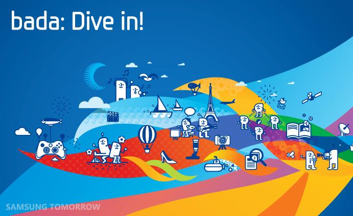 Samsung Launches Wave3_bada