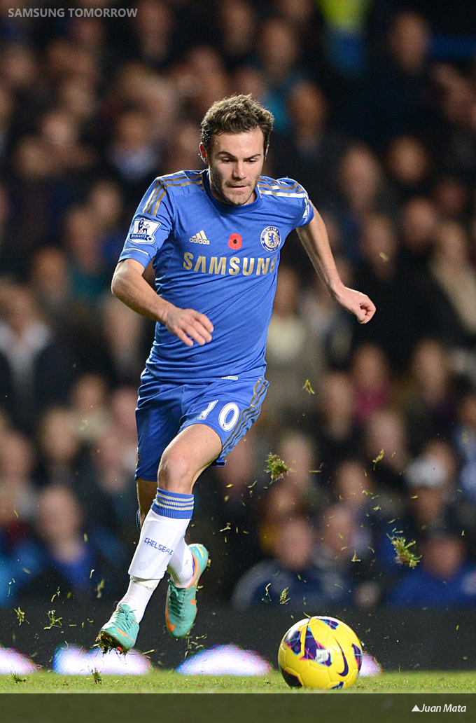 Dream the Blues campaign ambassador-Mata