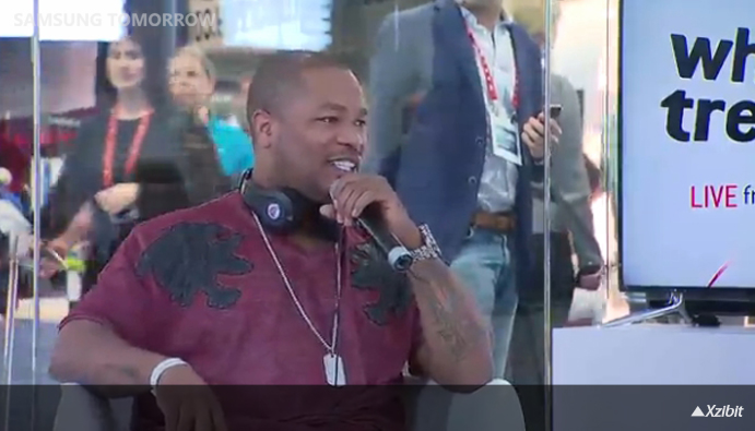 Samsung Tomorrow TV-Xzibit