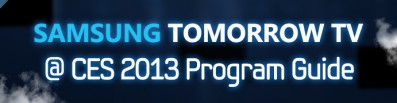 Get Ready to Party with Samsung Tomorrow at CES 2013