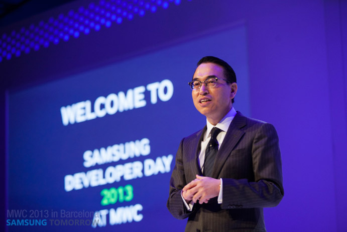 samsung developer day at MWC 2013