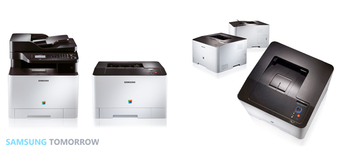 CLP-415 and CLX-4195 Color Printer Series