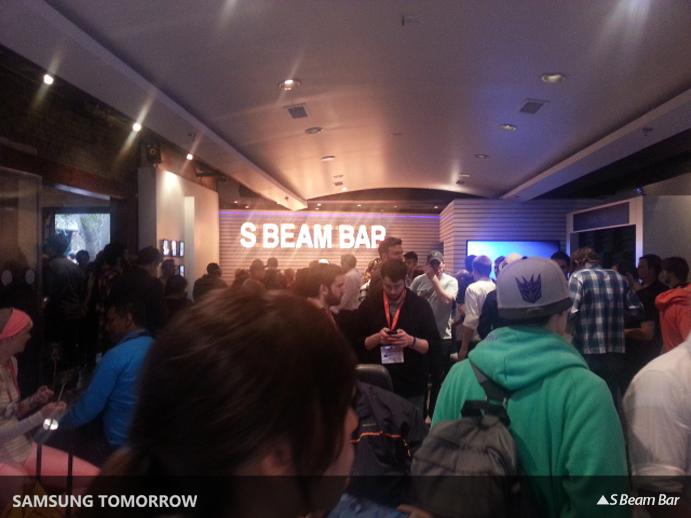 s beam bar