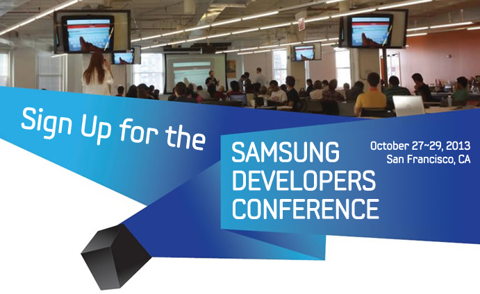 Sign Up for the First Annual Global Developers Conference!