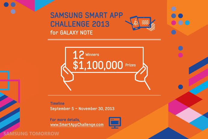 Samsung Smart App Challenge 2013'