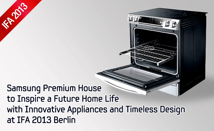 Samsung Premium House To Inspire A Future Home Life With