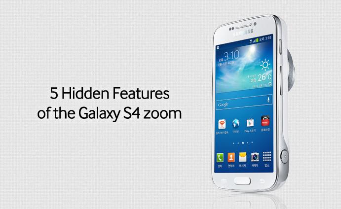5 hidden features of the galaxy s4 zoom samsung global newsroom rh news samsung com samsung galaxy s4 zoom manual focus Samsung S4 Menu Key