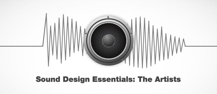 header- sound design esentials- the artist
