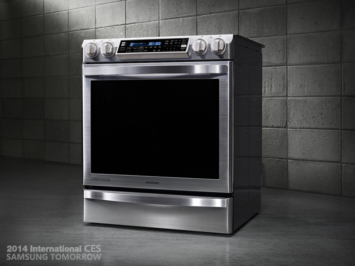 at ces 2014, samsung welcomes new era in kitchen home appliances