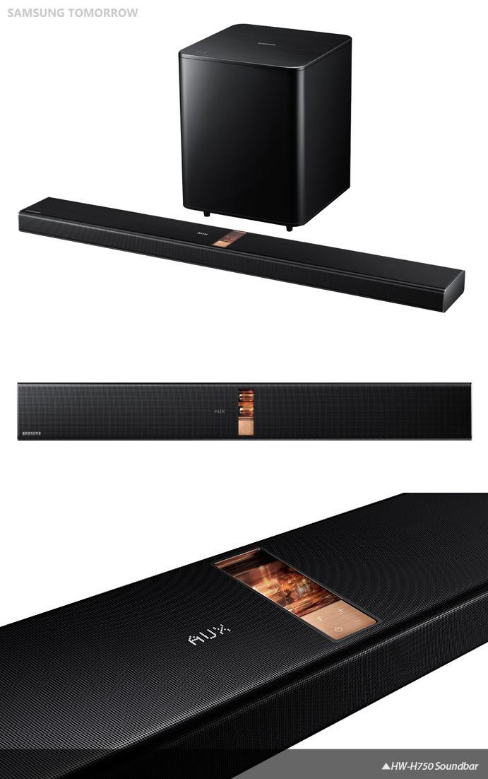 Samsung's HW-H750 Soundbar