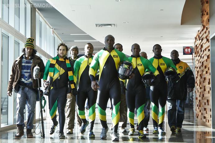 Samsung Supports Jamaican Bobsleigh Team