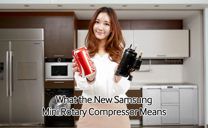 What The New Samsung Mini Rotary Compressor Means