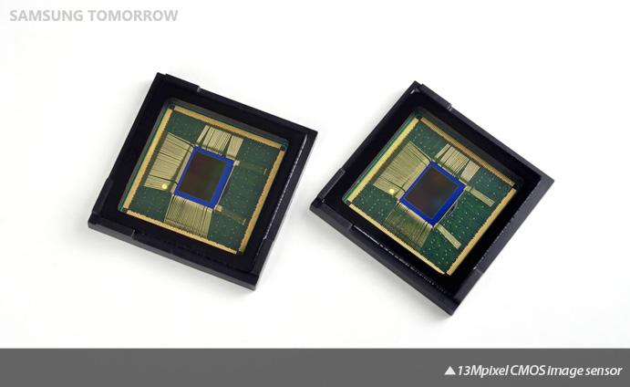13Mpixel CMOS image sensor