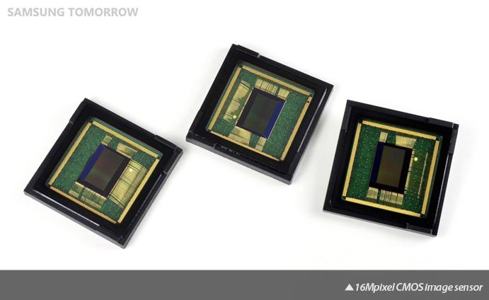 16Mpixel CMOS image sensor