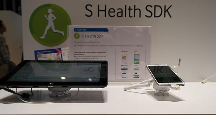 S Health SDK