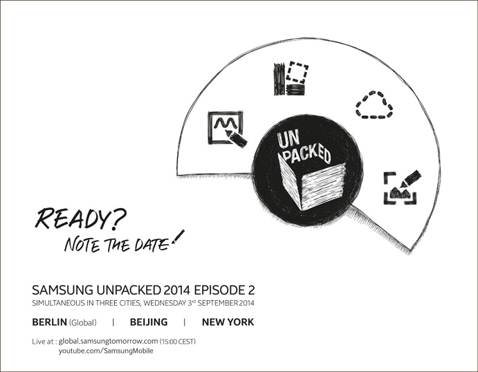 Samsung-Unpacked-2014-Episode 2-Invitation