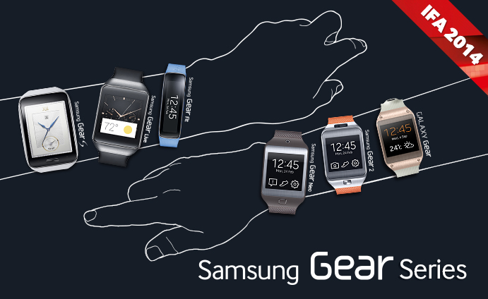 infographic gear series at a glance samsung global
