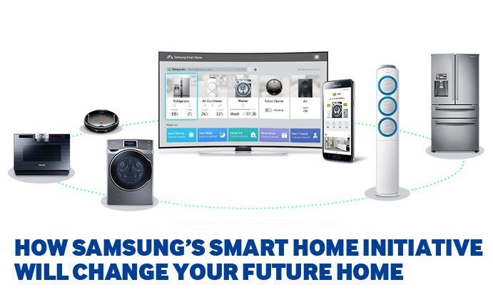 how samsung s smart home initiative will change your future home samsung global newsroom. Black Bedroom Furniture Sets. Home Design Ideas