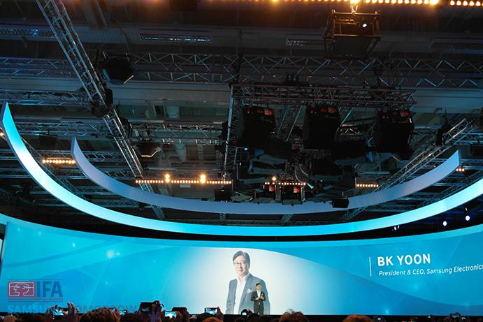 Samsung-IFA-2014-Keynote-Speech-BK-Yoon