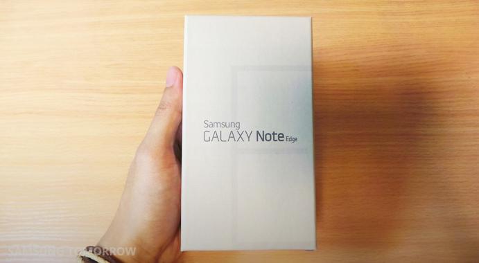 Galaxy Note Edge Box