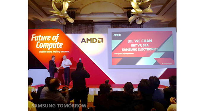 Samsung and AMD's FreeSync UHD Monitor Partnership