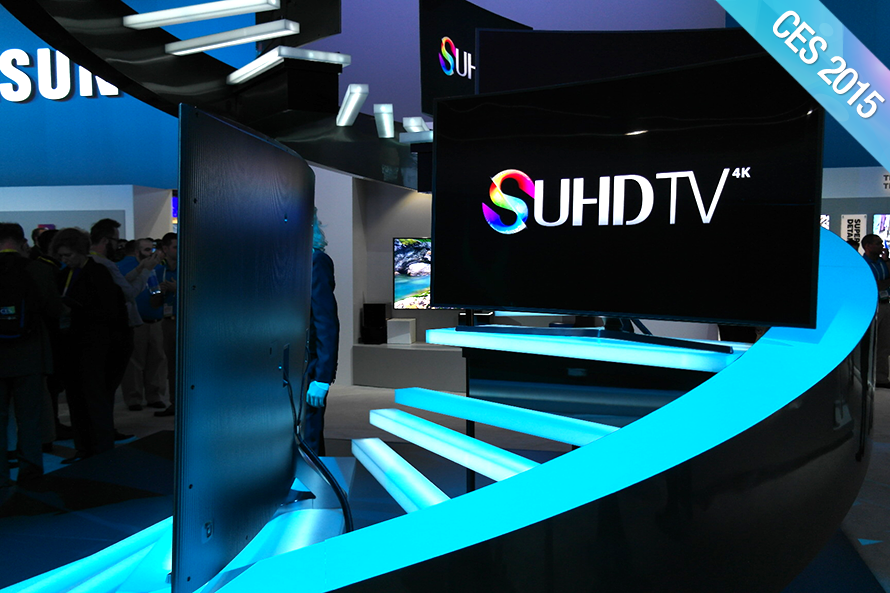 samsung s new suhd tv 12 things we know so far samsung global newsroom. Black Bedroom Furniture Sets. Home Design Ideas