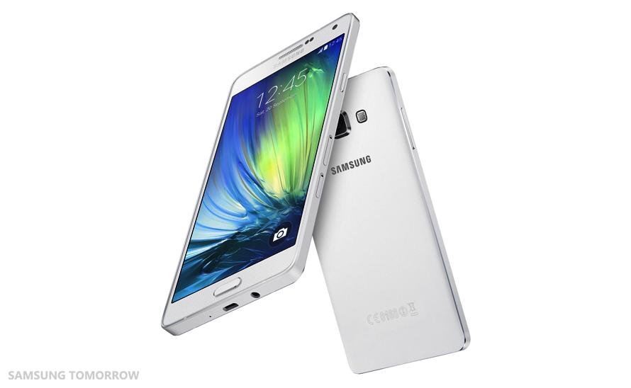 Samsung Introduces Galaxy A7 For A Seamless Social Experience Global Newsroom